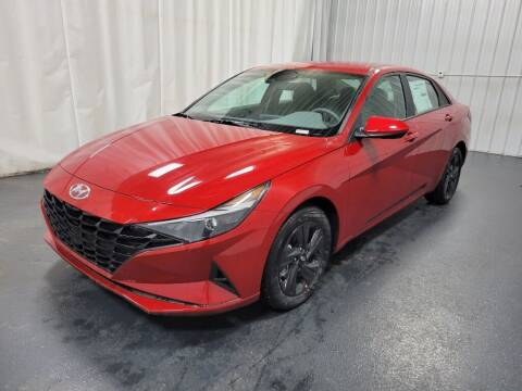 2021 Hyundai Elantra for sale at Elhart Automotive Campus in Holland MI