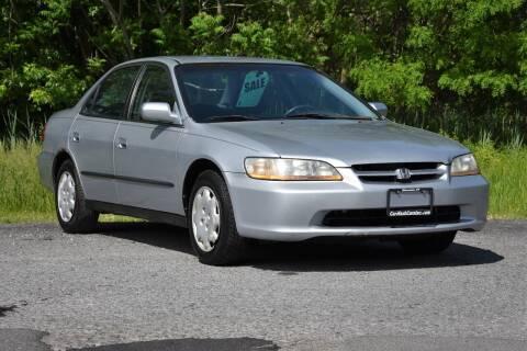 1998 Honda Accord for sale at Car Wash Cars Inc in Glenmont NY