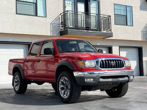 2002 Toyota Tacoma for sale at Avanesyan Motors in Orem UT