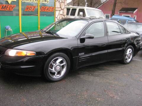 2000 Pontiac Bonneville for sale at UNIVERSITY MOTORSPORTS in Seattle WA