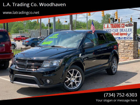 2017 Dodge Journey for sale at L.A. Trading Co. Woodhaven in Woodhaven MI