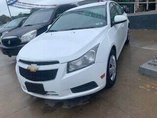 2011 Chevrolet Cruze for sale at Bizzarro's Championship Auto Row in Erie PA