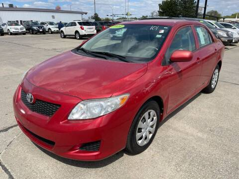 2009 Toyota Corolla for sale at De Anda Auto Sales in South Sioux City NE