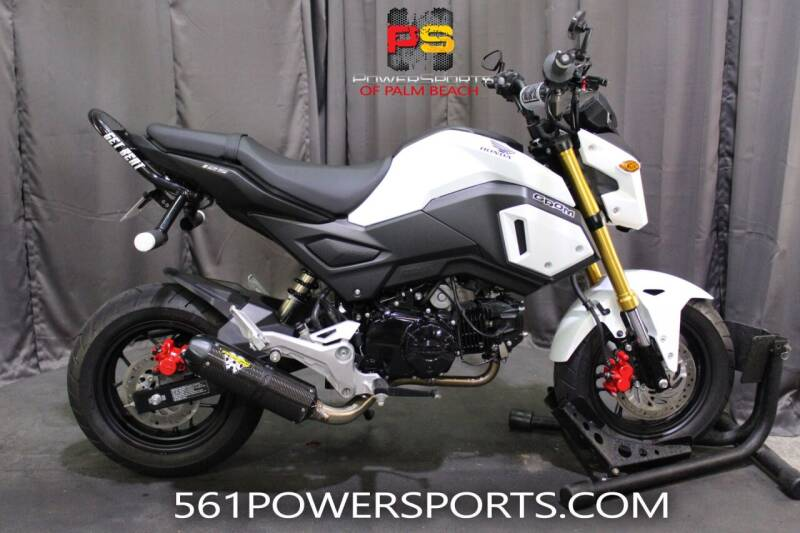 2019 Honda Grom for sale at Powersports of Palm Beach in Hollywood FL