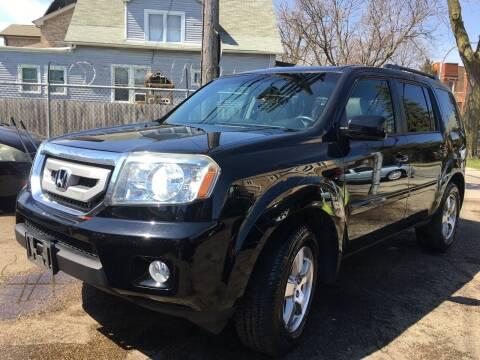 2011 Honda Pilot for sale at Jeff Auto Sales INC in Chicago IL