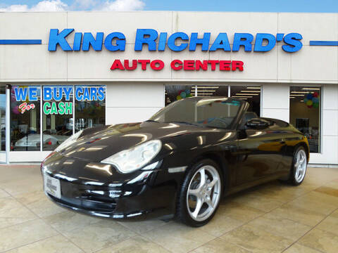 2002 Porsche 911 for sale at KING RICHARDS AUTO CENTER in East Providence RI