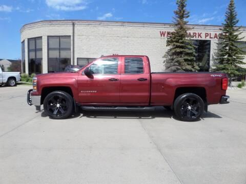 2014 Chevrolet Silverado 1500 for sale at Elite Motors in Fargo ND