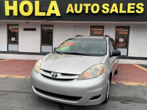 2009 Toyota Sienna for sale at HOLA AUTO SALES CHAMBLEE- BUY HERE PAY HERE - in Atlanta GA