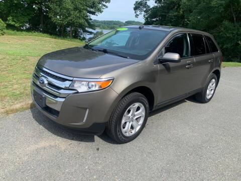 2014 Ford Edge for sale at Elite Pre-Owned Auto in Peabody MA