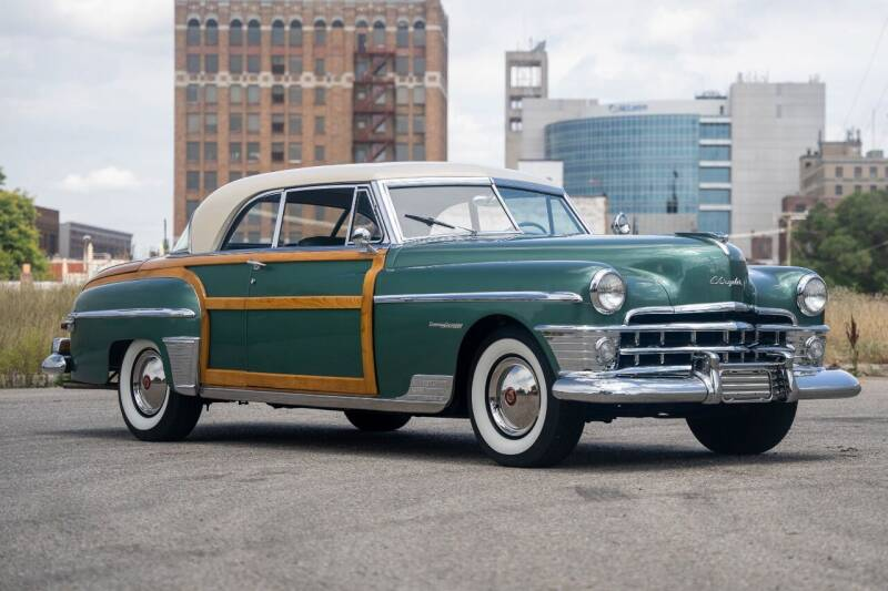 1950 Chrysler Town and Country for sale in Philadelphia, PA
