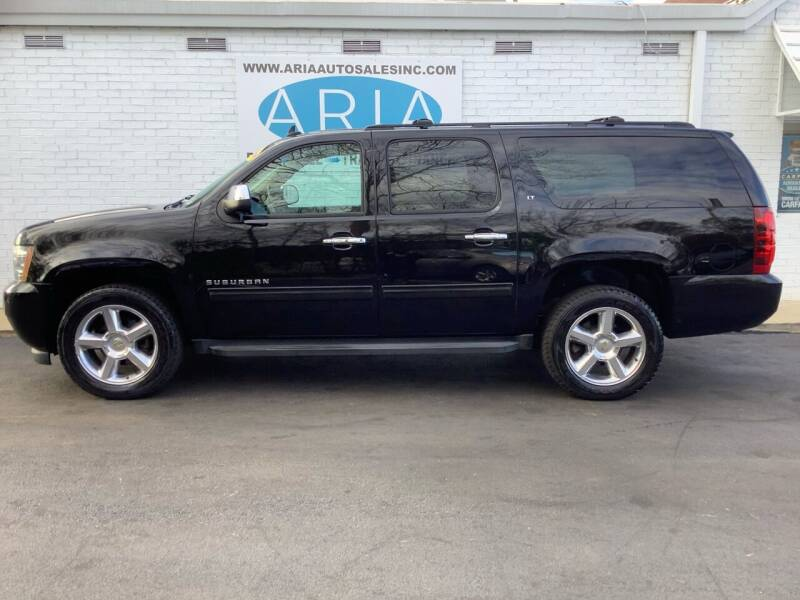 2013 Chevrolet Suburban for sale at ARIA  AUTO  SALES in Raleigh NC