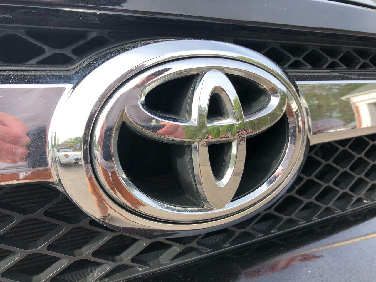 2012 Toyota 4Runner Sport Utility