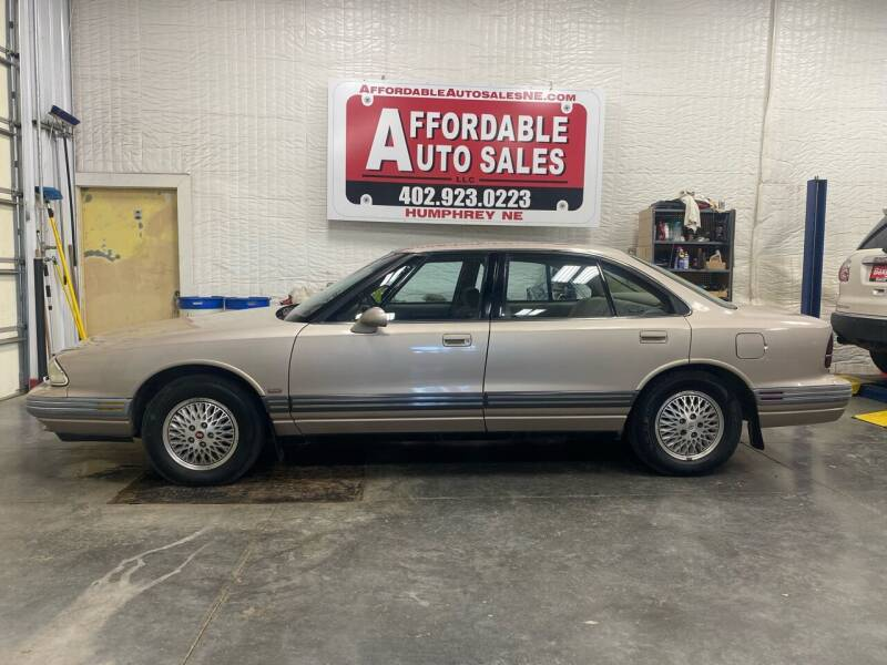 1993 Oldsmobile Eighty-Eight Royale for sale at Affordable Auto Sales in Humphrey NE