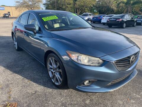 2014 Mazda MAZDA6 for sale at The Car Connection Inc. in Palm Bay FL