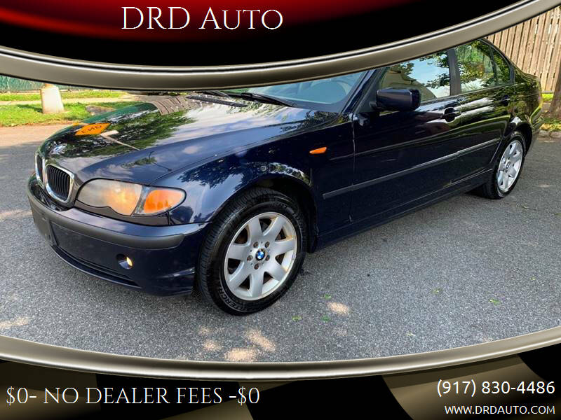 2005 BMW 3 Series for sale at DRD Auto in Flushing NY