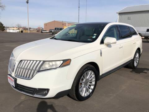 2012 Lincoln MKT for sale at De Anda Auto Sales in South Sioux City NE
