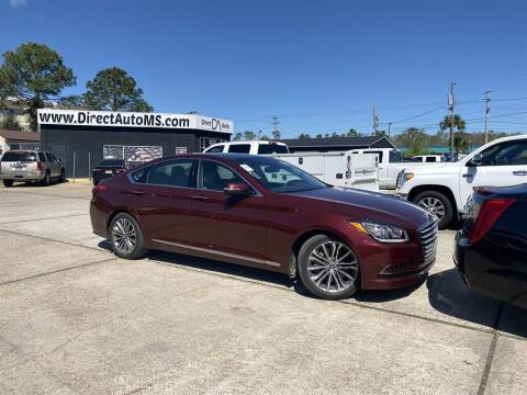 2015 Hyundai Genesis for sale at Direct Auto in D'Iberville MS