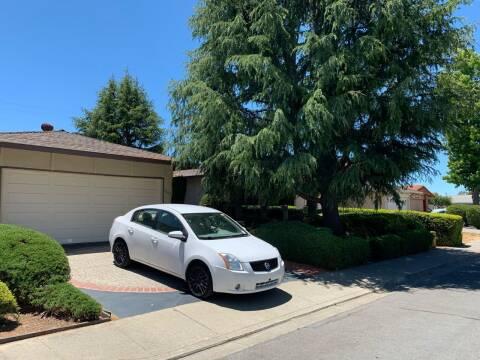 2008 Nissan Sentra for sale at Blue Eagle Motors in Fremont CA