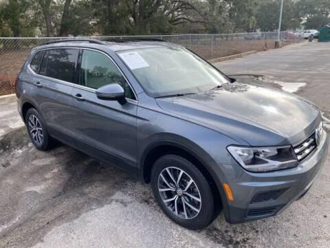 2019 Volkswagen Tiguan for sale at Allen Turner Hyundai in Pensacola FL