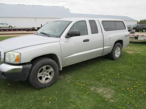 2005 Dodge Dakota for sale at SWENSON MOTORS in Gaylord MN