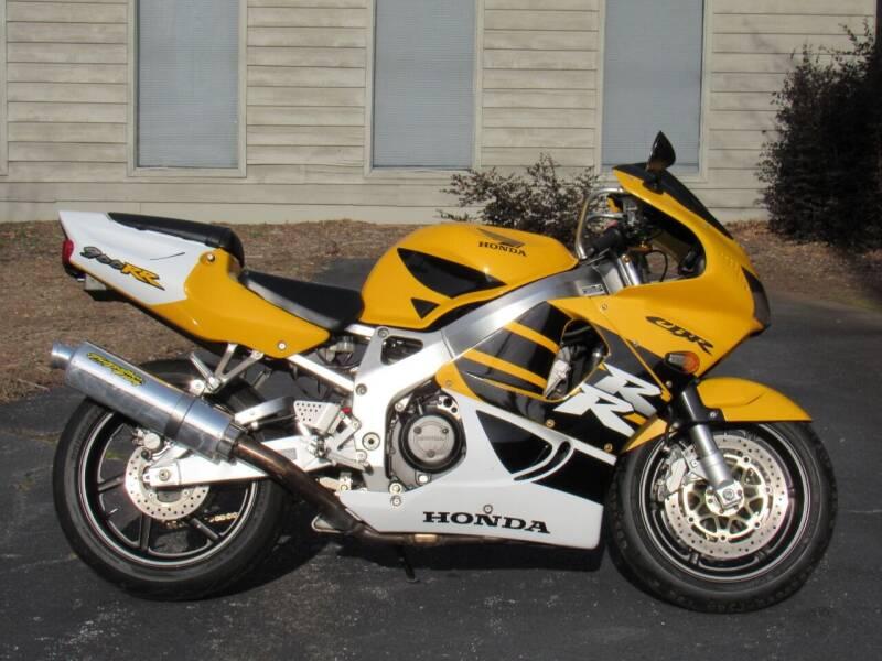 1999 Honda CBR900RR for sale at Blue Ridge Riders in Granite Falls NC