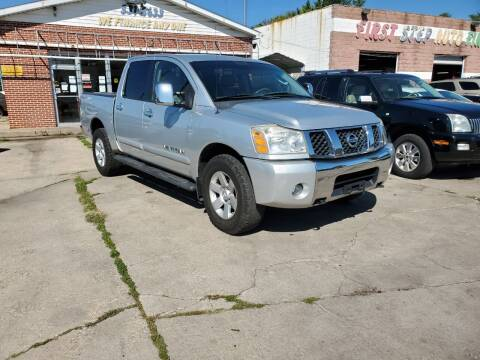 2005 Nissan Titan for sale at Liberty Auto Show in Toledo OH