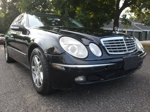 2004 Mercedes-Benz E-Class for sale at Moor's Automotive in Hackettstown NJ