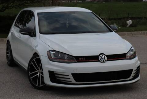 2017 Volkswagen Golf GTI for sale at Big O Auto LLC in Omaha NE