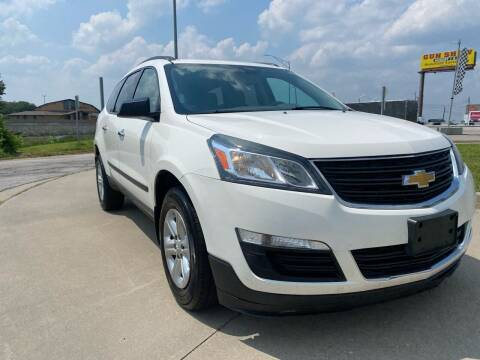 2013 Chevrolet Traverse for sale at Xtreme Auto Mart LLC in Kansas City MO