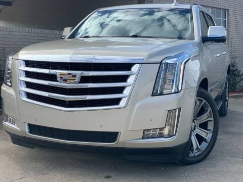 2016 Cadillac Escalade ESV for sale at Quality Auto of Collins in Collins MS