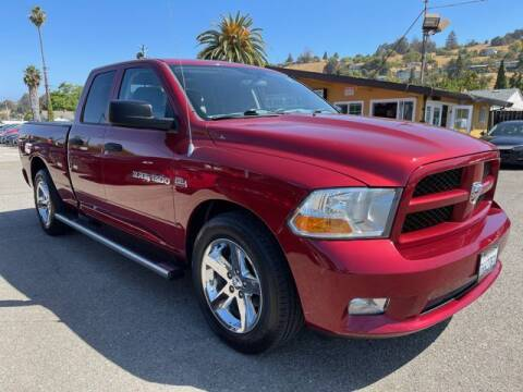 2012 RAM Ram Pickup 1500 for sale at MISSION AUTOS in Hayward CA