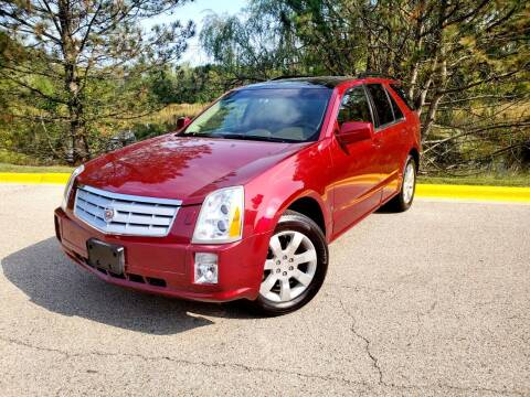 2006 Cadillac SRX for sale at Excalibur Auto Sales in Palatine IL