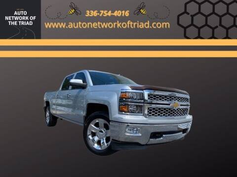 2014 Chevrolet Silverado 1500 for sale at Auto Network of the Triad in Walkertown NC