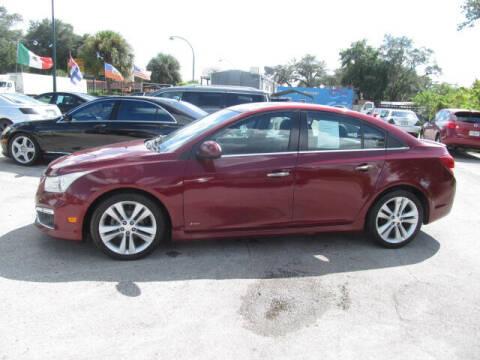 2015 Chevrolet Cruze for sale at Orlando Auto Motors INC in Orlando FL