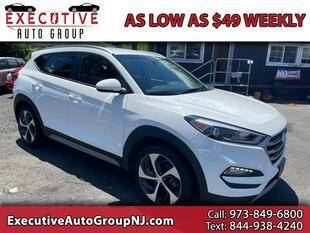 2018 Hyundai Tucson for sale at Executive Auto Group in Irvington NJ