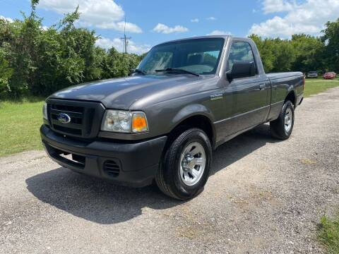 2011 Ford Ranger for sale at The Car Shed in Burleson TX