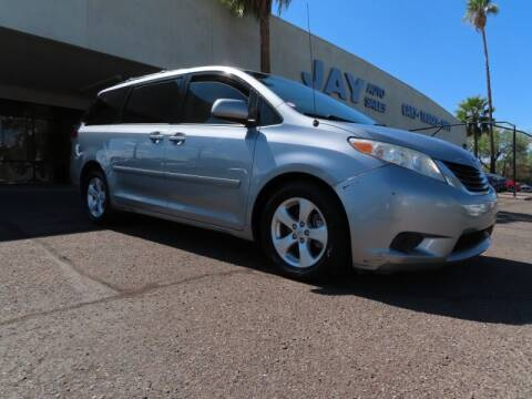 2011 Toyota Sienna for sale at Jay Auto Sales in Tucson AZ
