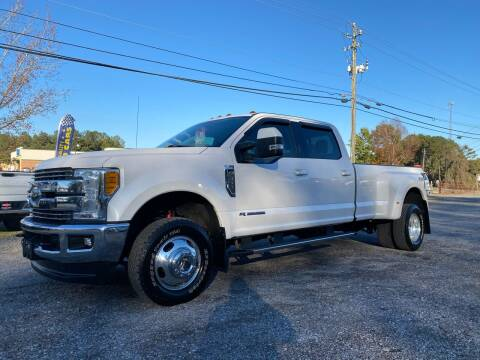 2017 Ford F-350 Super Duty for sale at 216 Auto Sales in Mc Calla AL