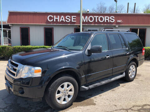 2010 Ford Expedition for sale at Chase Motors Inc in Stafford TX