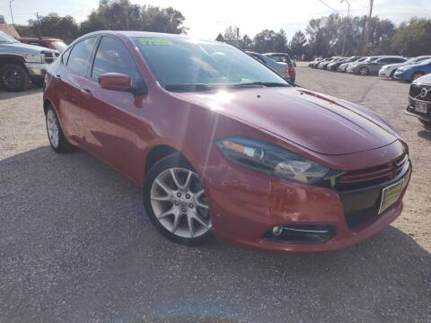 2013 Dodge Dart for sale at Canyon View Auto Sales in Cedar City UT