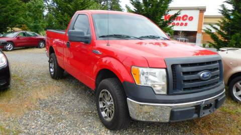 2009 Ford F-150 for sale at M & M Auto Sales LLc in Olympia WA
