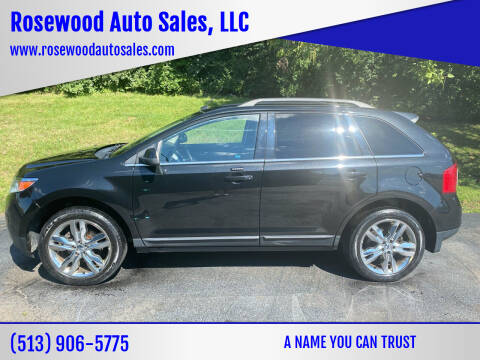 2013 Ford Edge for sale at Rosewood Auto Sales, LLC in Hamilton OH