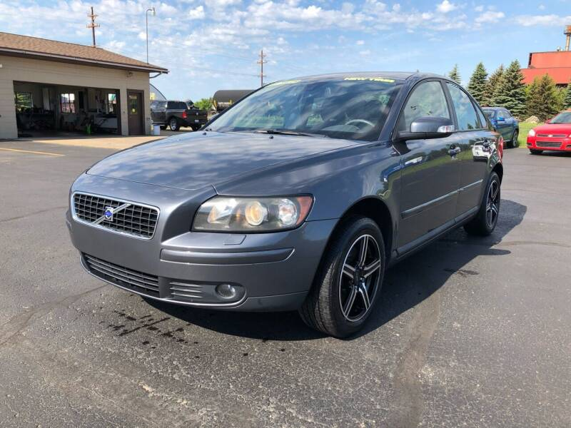 2007 Volvo S40 for sale at Mike's Budget Auto Sales in Cadillac MI
