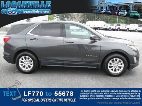 2019 Chevrolet Equinox for sale at Loganville Quick Lane and Tire Center in Loganville GA