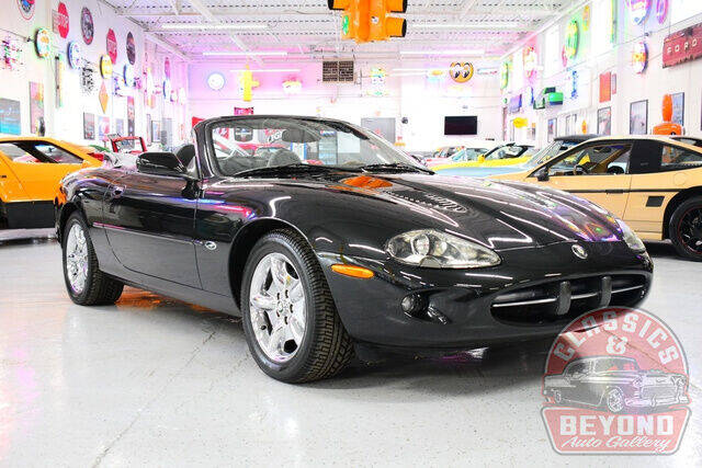 1997 Jaguar XK-Series for sale at Classics and Beyond Auto Gallery in Wayne MI