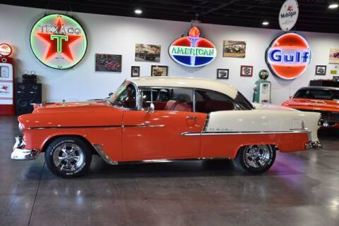 1955 Chevrolet Bel Air 2 Dr HT for sale at Choice Auto & Truck Sales in Payson AZ