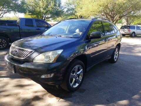 2007 Lexus RX 350 for sale at Nile Auto in Fort Worth TX
