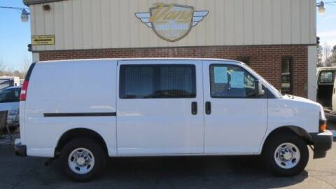 2018 Chevrolet Express Cargo for sale at Vans Of Great Bridge in Chesapeake VA