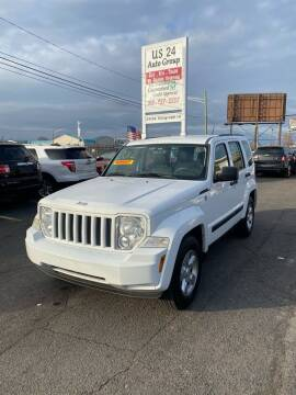 2012 Jeep Liberty for sale at US 24 Auto Group in Redford MI