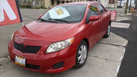 2010 Toyota Corolla for sale at Best Deal Auto Sales in Stockton CA